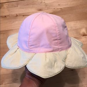 Adorable Gymboree flower hat